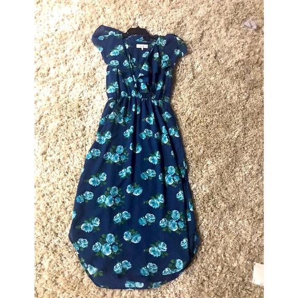 Lovely, vintage-like maxi dress